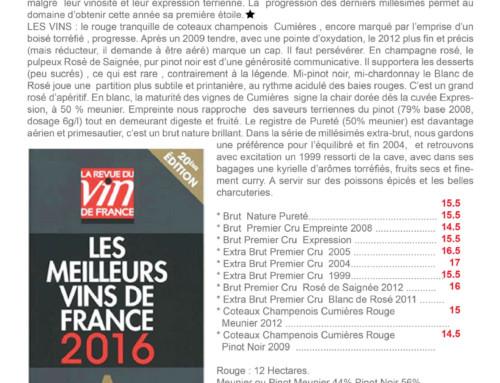 Guide RVF 2016